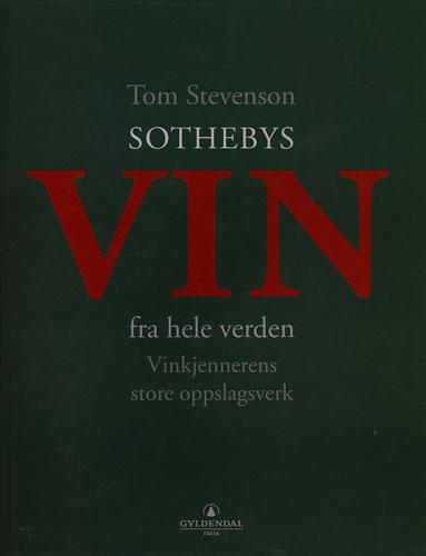 Vin fra hele verden. Vinkjennerens store oppslagsverk.