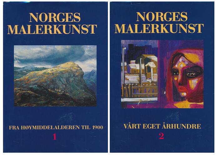 Norges malerkunst.