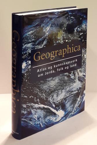 GEOGRAPHICA.  Atlas og kunnskapsverk om Jorda, folk og land.