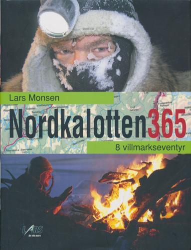Nordkalotten 365. 8 vilmarkseventyr.