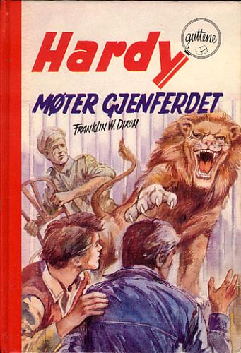 (HARDY) 83. Hardy-guttene møter gjenferdet.