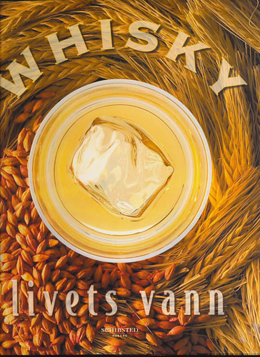 Whisky - livets vann.