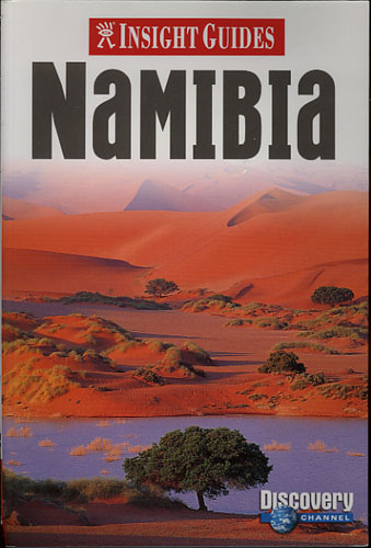 (INSIGHT GUIDES) NAMIBIA.