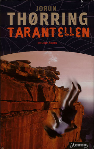 Tarantellen. Kriminalroman.