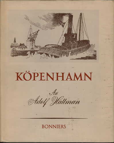 Köpenhamn. Med illustrationer av författaren.