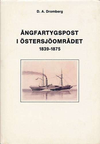 Ångfartygpost i Östersjöområdet 1839-1875.