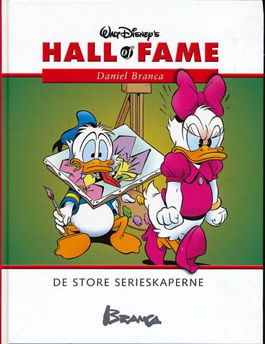 (DISNEY) WALT DISNEY'S HALL OF FAME:  Daniel Branca.