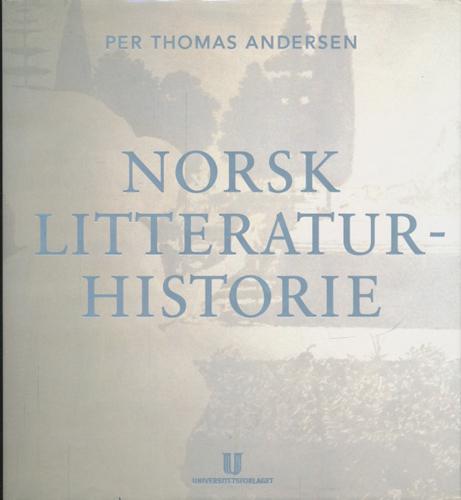 Norsk litteraturhistorie.