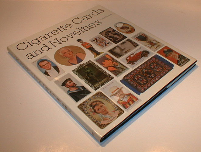 Cigarette Cards and Novelties.