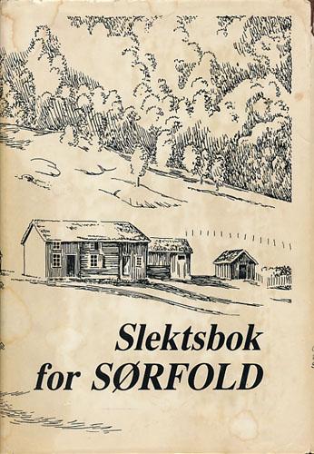 Slektsbok for Sørfold.