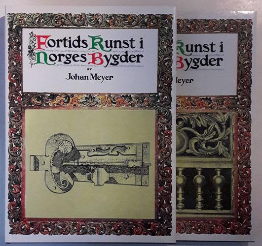 Fortids Kunst i Norges bygder. Østerdalen.