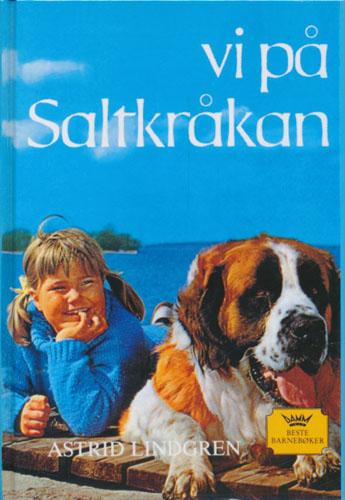Vi på Saltkråkan. Oversatt av Jo Tenfjord. Illustrert av Ilon Wikland.