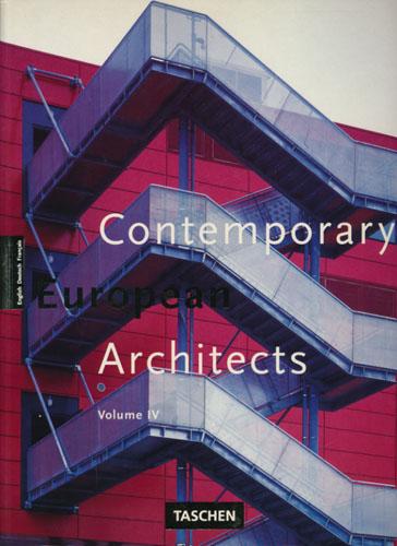 Contemporary European Architects.