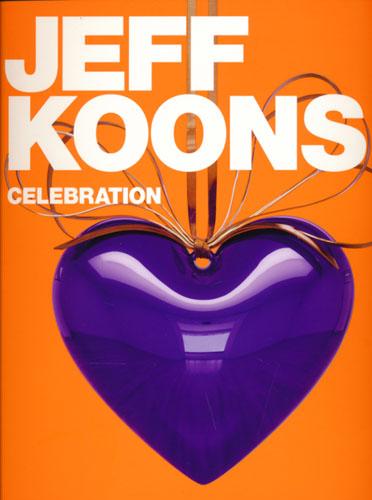 (KOONS, JEFF) JEFF KOONS.  Celebration.