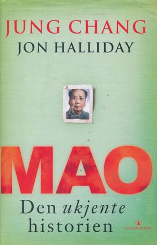 (MAO) Mao. Den ukjente historien.