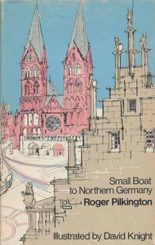 Small Boat to Northern Germany. Illustrated by David Knight.