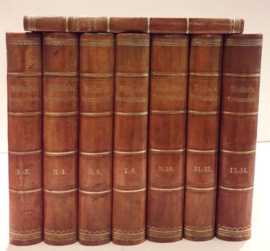 Verdenshistorie. Udgivet af Johan Wilhelm Loebell. Med J.G. Woltmann's og K.A. Menzel's Fortsættelser.