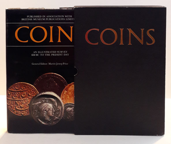 Coins. An Illustrated Survey 650 BC to the Present Day.