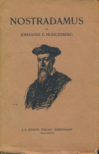 (NOSTRADAMUS) Nostradamus. En psykisk studie.