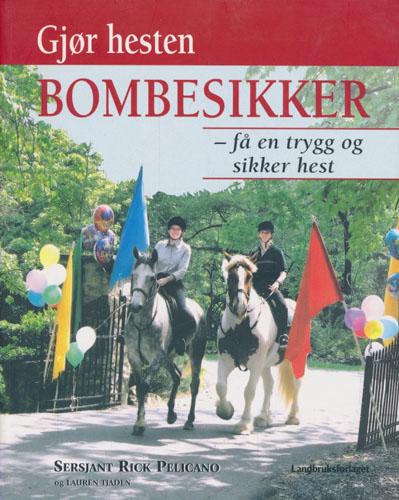 Gjør hesten bombesikker - få en trygg og sikker hest. Til norsk ved Torunn Knævelsrud.