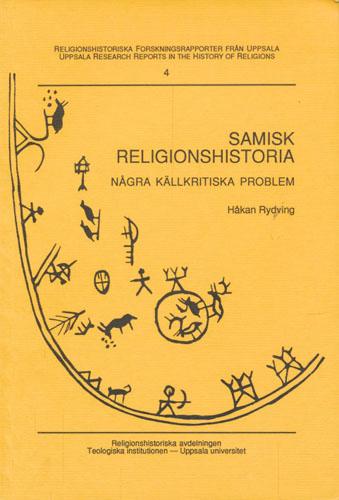 Samisk religionshistoria: nägra källkritiska problem.