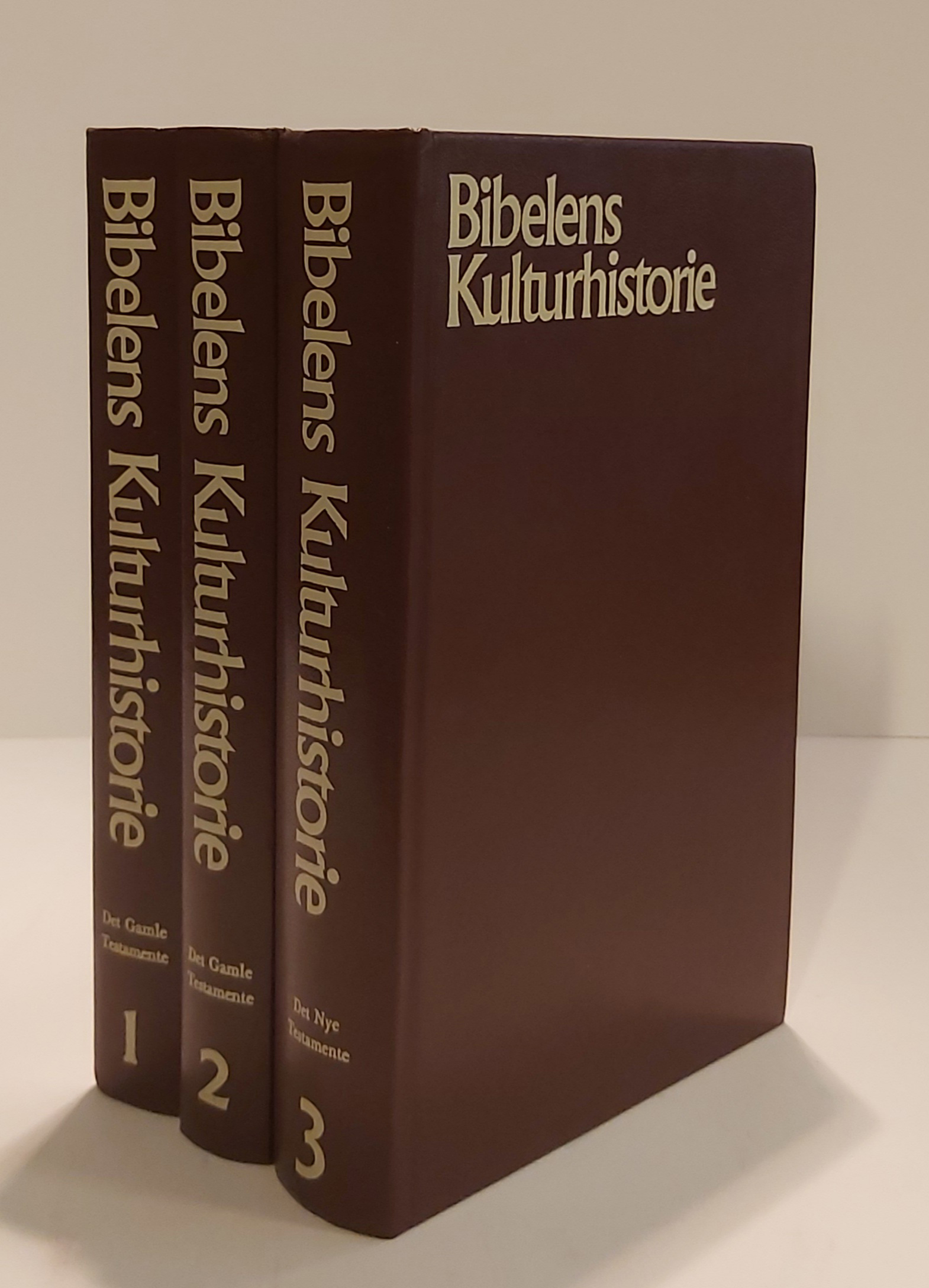 Bibelens kulturhistorie.
