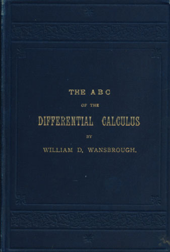 The ABC of the differential calculus.
