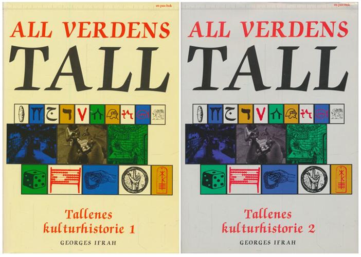 All verdens tall. Tallenes kulturhistorie.