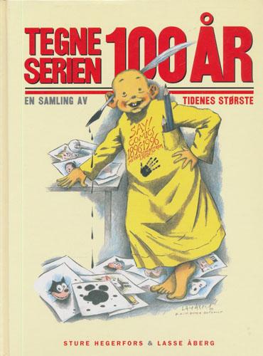 Tegneserien 100 år. 1896 - 1996.