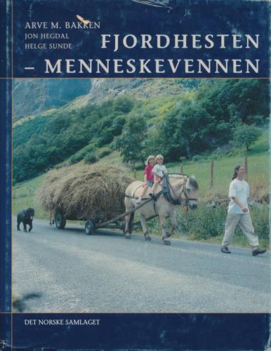 Fjordhesten - Menneskevennen.