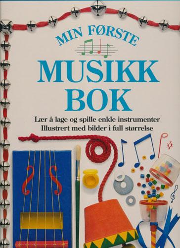 Min første musikkbok.