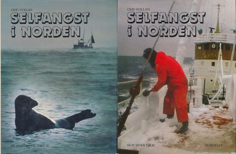 Selfangst i Norden. I. På svaberg og fast is. II. Mot isdekt hav.