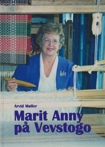 Marit Anny på Vevstogo.