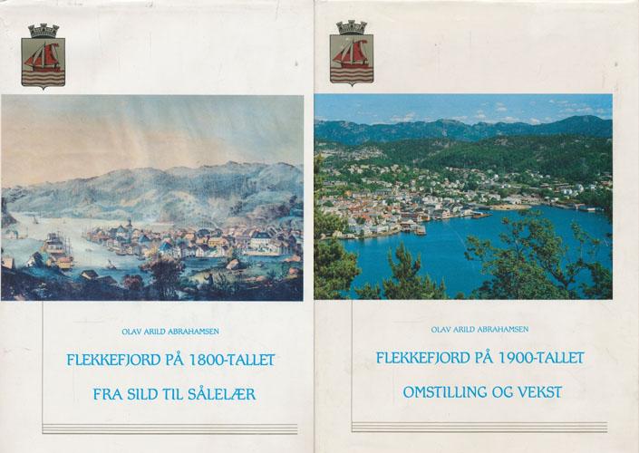Flekkefjord på 1800-tallet. Fra sild til sålelær. Flekkefjord på 1900-tallet. Omstilling og vekst.