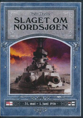 Slaget om Nordsjøen. 31. mai-1. juni 1916.