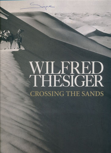 Crossing the sands.