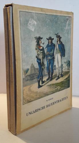 Ungarische bauerntrachten. (1820-1867).