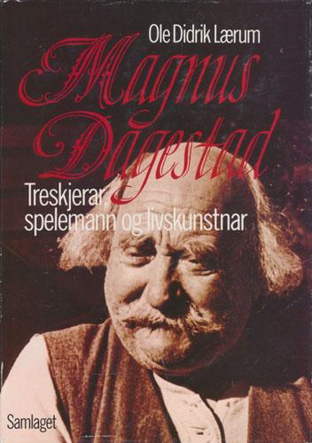 Magnus Dagestad. Treskjerar, spelemann og livskunstnar. Teikningar av Ivar Kvåle.