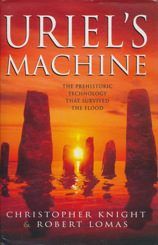 Uriel's Machine. The prehistoric technology that survived the flood.