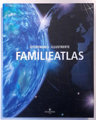 GYLDENDALS ILLUSTRERTE FAMILIEATLAS.