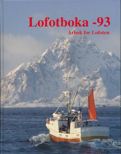 LOFOTBOKA -93.  Årbok for Lofoten.