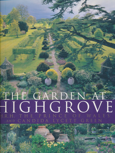 THE GARDEN AT HIGHGROVE.