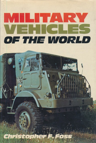 Military Vehicles of the World.