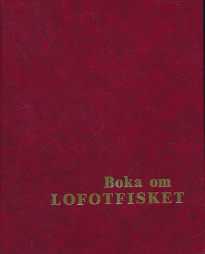 Boka om Lofotfisket.