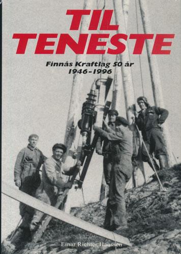 Til teneste. Finnås Kraftlag 50 år. 1946-1996.
