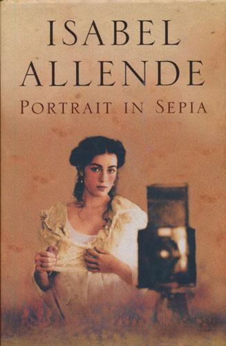 Portrait in Sepia.