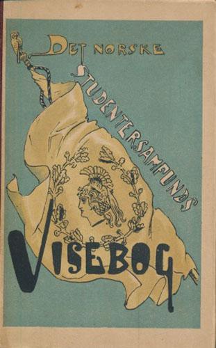 DET NORSKE STUDENTERSAMFUNDS VISEBOG.