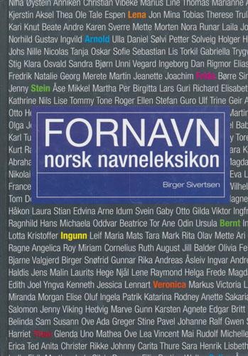 Fornavn. Norsk navneleksikon.