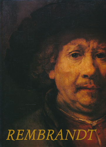 (REMBRANDT) REMBRANDT.  The man and his paintings.