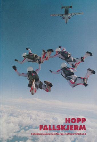 Hopp fallskjerm.